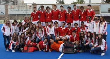 La Comunidad Valenciana acaba cuarta en el Campeonato de España Sub18 de Selecciones Autonómicas de hockey