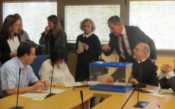 Viguer, reelegido decano de los jueces de Valencia
