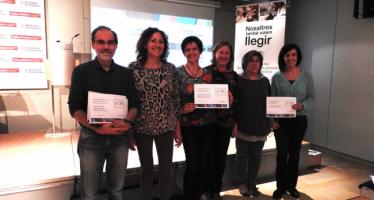 El C.O. Rafalafena recibe un premio por promover la práctica de la lectura en personas con diversidad funcional intelectual