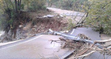 El Consell aprueba medidas para paliar los daños producidos por las fuertes lluvias