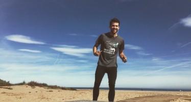 David Sanz, 150 kilómetros de un atleta valenciano por el autismo