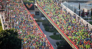 La Policía Local destina 388 agentes al operativo del Maratón de Valencia