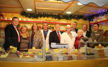 Llenazo en la XVI Feria del Dulce Artesano, Peladillas y Turrones de Casinos