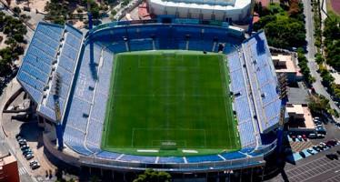 Todo listo en el Rico Pérez para el amistoso España-Inglaterra del próximo viernes
