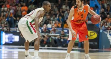 Valencia Basket se pasea ante los venecianos (88-59)