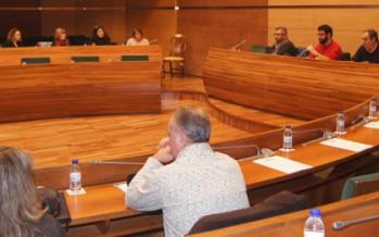 La Diputación analiza con municipios de la Vall d'Albaida, Rincón de Ademuz y Camp de Morvedre la transparencia institucional