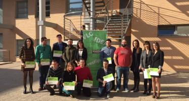 Juventud entrega los premios del certamen de investigación Valencia Idea