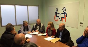 """Novo: """"El Grupo Popular trabaja con COCEMFE para que Valencia siga siendo una ciudad que destaque por la inclusión de las personas discapacitadas"""""""