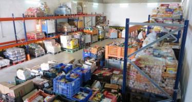 El Centro Solidario de Alimentos de Sagunto organiza una campaña de recogida los días 18 y 19 de diciembre