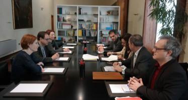 """Colomer agradece la unión del sector empresarial de Castellón """"para crear productos que posicionen la provincia como una opción destacada en el mercado"""""""