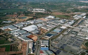 Obras Públicas invierte más de 652.000 euros en mejorar los accesos de Ford Almussafes