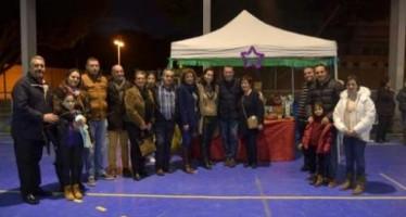 Cientos de vecinos participan en la II Jornada Solidaria Niños del Barrio de Foietes