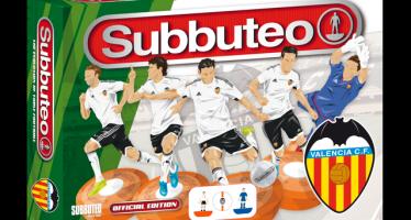 El Valencia CF se convierte en el cuarto club de la Liga en tener su Subbuteo personalizado