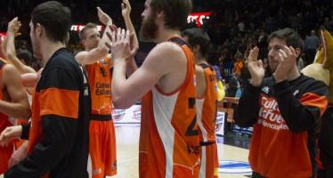 Valencia Basket hace el 20 de 20 al ganar al Charleroi (97-76)