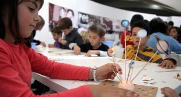 El Museu de las Ciències Príncep Felipe ofrece este fin de semana talleres de Pequeastronomía