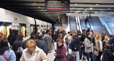Metrovalencia ofrece servicios especiales con motivo de la Cabalgata de Reyes de Valencia