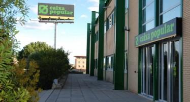 Caixa Popular se erige en puntal de la banca valenciana al sumar 6,2 millones de beneficio en 2015