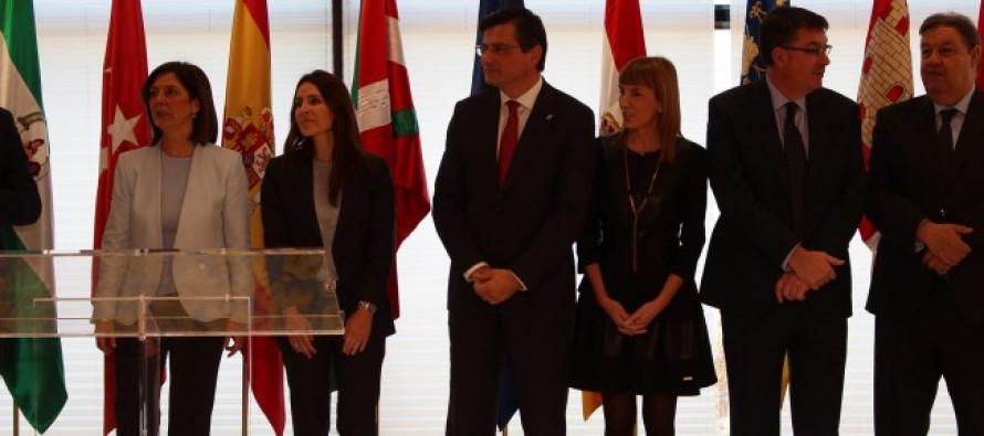 Morera participa en la Conferència de Presidents de Parlaments Autonòmics