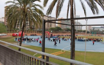 Educación celebra la XIII Jornada de Atletismo para Juegos Deportivos Adaptados