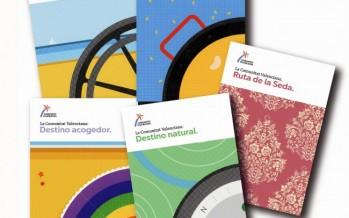La Agència Valenciana del Turisme edita una línea de publicaciones temáticas