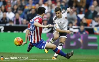Mestalla, avergonzado de un indolente Valencia CF (0-1)