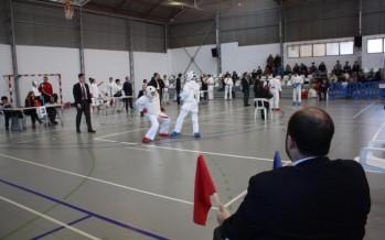 La Garrofera acoge el Campeonato Promoción Almassora de karate