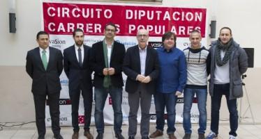 Arranca el VIII Circuito Diputación de Carreras Populares de la provincia de Castellón