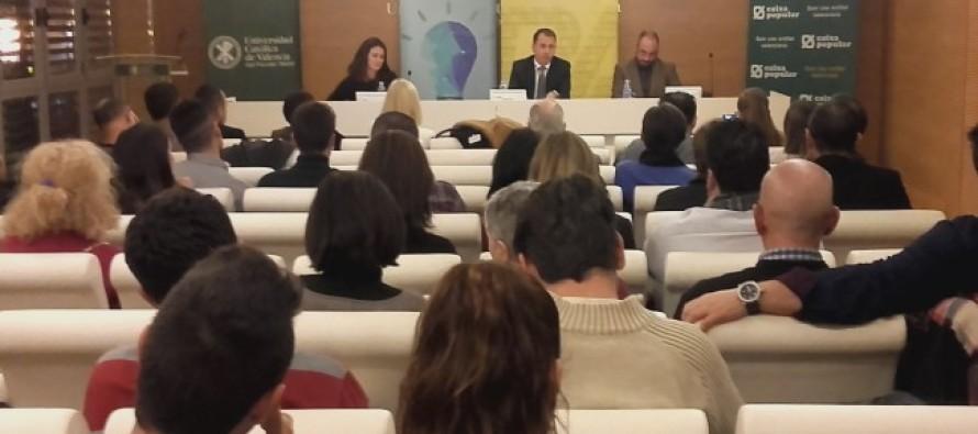 AJEV celebra un foro sobre la transformación como clave del éxito empresarial