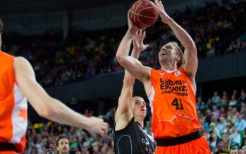 Valencia Basket aplasta al Dominion Bilbao y da la alegría del fin de semana (85-49)