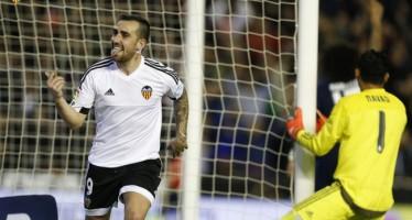 El Valencia CF aguanta el tipo ante el Real Madrid de Benítez (2-2)