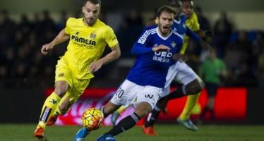 El Villarreal dejó escapar un punto en El Madrigal ante un sólido Betis (0-0)