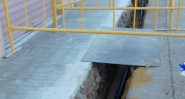 Acaban las obras de ampliación de la red de agua potable en Borbotó