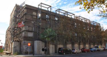 Las obras de la Antigua Harinera se reanudarán a principios de marzo