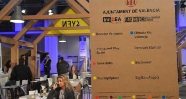 Valencia cierra su stand en el Mobile World Congress con miles de visitas y proyectos nacionales e Internacionales a la vista