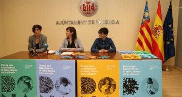 Valencia celebra el Día Internacional de la Mujer en clave científica