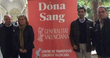 Más de 14.000 valencianos han colaborado en la maratón de donación de sangre de la ciudad de Valencia
