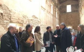 Cultura recupera la cartuja de Vall de Crist de Altura para reconvertirla en centro cultural del Alto Palancia