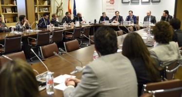 Juan Merino Sáez, reelegdo presidente de la Confederación Española de Asociaciones de Jóvenes Empresarios (CEAJE)