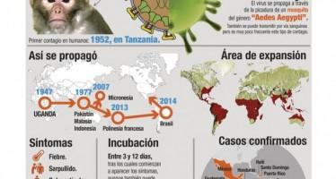 La amenaza del Zika