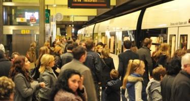 Metrovalencia desplazó en enero a casi cinco millones de viajeros