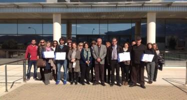 Turismo entrega cinco nuevos distintivos SICTED a empresas y servicios turísticos de Dénia