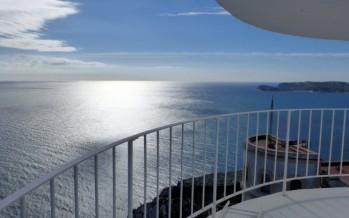 Xàbia solicita a Puertos convertir el faro del Cap de Sant Antoni en el centro de interpretación de la Reserva Marina