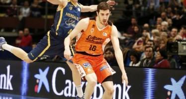 Valencia Basket se vuelve de la Copa a las primeras de cambio (78-83)