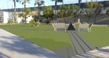 Se inician las obras para construir un segundo depósito subterráneo de cenizas en el Cementerio General