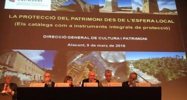 Cultura aumentará las ayudas a los ayuntamientos para conservar el patrimonio cultural