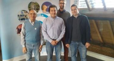Apawater y Vivansa exportan su tecnología del sector del agua a Holanda