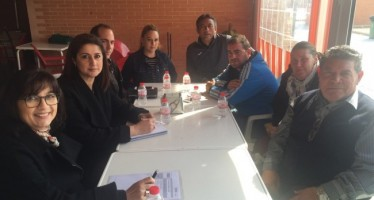 La Conselleria de Vivienda se reúne con la Asociación de Vecinos del Carmen de Alicante