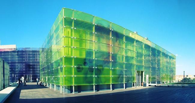 Ciudad Politécnica de la Innovación. Foto: hansbrinker, Wikimedia