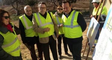 Malilla tendrá un gran parque de 70.000 metros cuadrados en marzo de 2017