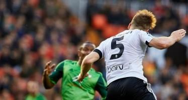 El Celta saca los colores al Valencia CF en Mestalla (0-2)